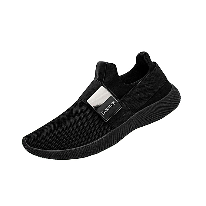 Buy Generic Men Sneakers Breathable Fashion Moccassins For Male