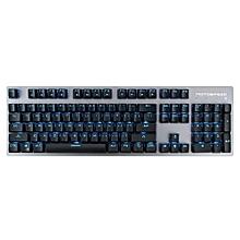 Motospeed GK89 2.4G Wireless 104Keys USB Wired Mechanical Gaming Keyboard Outemu Switch LED Light