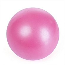 Mini Fitness Yoga Ball Home Physical Exercise Balance Training Equipment - Pink