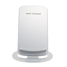 Movable Single Coil Q880 Wireless Charger Stand For Digital Electronic Product