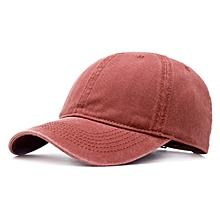 Mens Womens Summer Washed Twill Cotton Baseball Cap Vintage Sport Adjustable Dad Hat