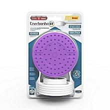 Instant Shower Water Heater - Enerbras Enershower (4 Temperature )- Purple