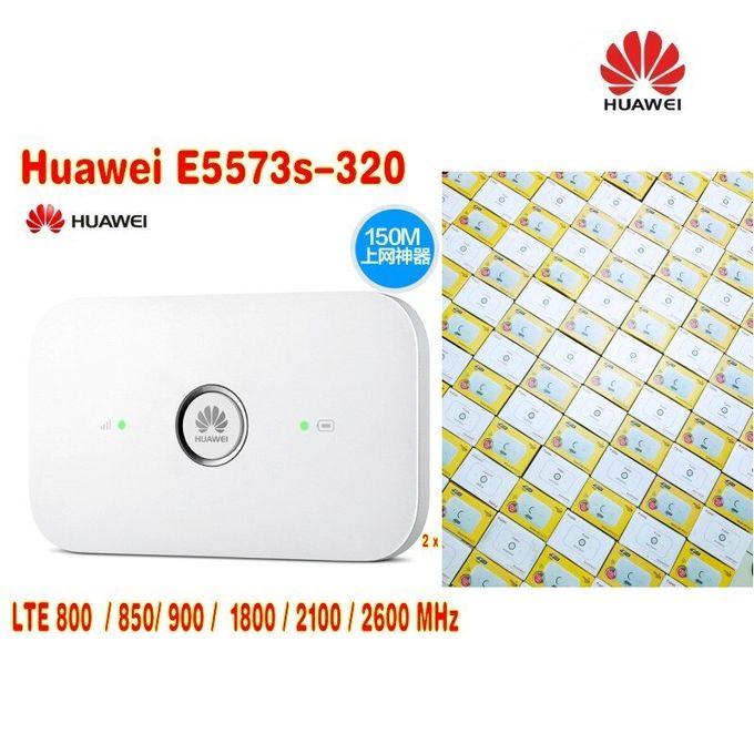 Lot of Huawei e5573 4g lte 4g wifi router E5573S-320 150Mbps 3g 4g Wireless  4G LTE fdd band pk e5577 e5372 e5577s