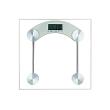Tempered glass platform 180KG Digital LCD Electronic Body Weight Management Scale