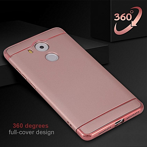Buy Generic Phone Protector 3 In 1 Assembled Luxury Cover Hard Case