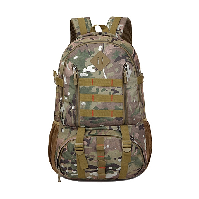 Men 50L Oxford Large Capacity Camouflage Outdoor Climbing Travel Backpack 6ef2ac3b216bd