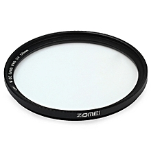 58mm UV Protection Filter - Black