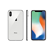 iPhone X 5.8-Inch (3GB RAM, 64GB),(12MP+12MP) HD-Silver