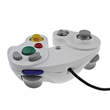 1 Pc Game Shock JoyPad Vibration For Nintendo Wii GameCube Controller Pad