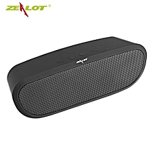 S9 Bluetooth Speaker TF Card AUX Input FM Radio Multifunctional Wireless Music Player