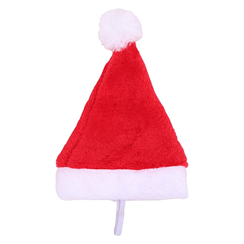 d979d0ed1 Puppy Dog Holiday Christmas Hat Puppy Dog Santa Hat Costume Christmas Hat  Red