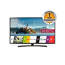 """65UK6300 - 65"""" - Smart UHD 4K LED TV - Black"""