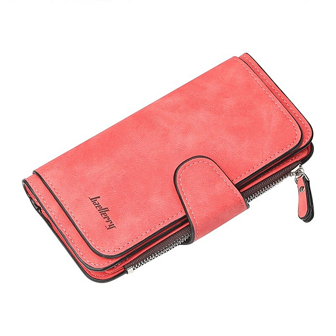 cc4c2d51cfbf8b Baellerry Luxury Women Casual Wallets Coin Pocket Hasp Card Holders Ladies  Clutch Phone Wallet Long Female