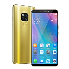 Black/Gold 6.1 inch 4g + 64g 1660x1080 Mobile Smart Phone Mate20