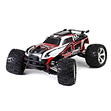 HG P104 1/10 2.4G 4WD 25km/h Rc Car Knight 550 Brushed Big Foot Off-road Truck RTR Toy -