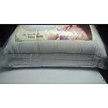 Pair of Fibre Bed Pillows