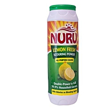 Lemon Fresh Scouring Powder with Chlorine, 500g