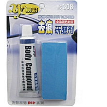 Car Scratch Repair Tool Wax Body Compound Kits