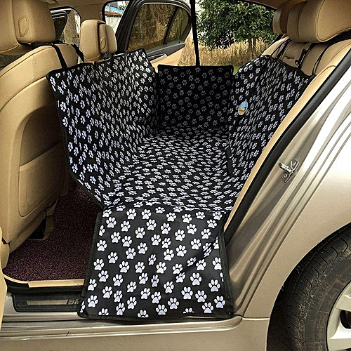 Pet Car Seat Cover Dog Cat Safety Mat Cushion Rear Back Protector Hammock