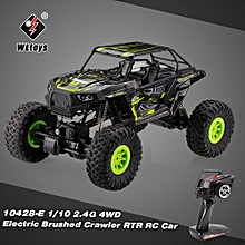 10428-E 1/10 2.4G 4WD Electric Brushed Crawler RTR RC Car