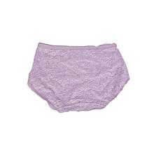 Panty Women's Casual  Comfortable Undergarment - Purple