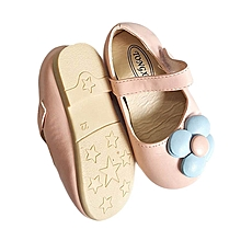 Baby Girls Doll Shoes - Pink