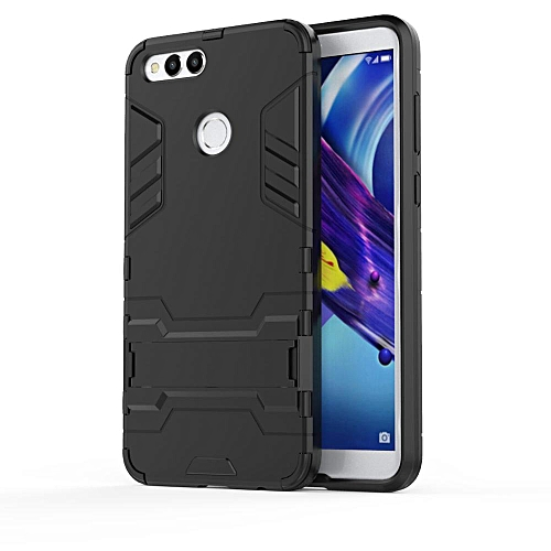 info for 3351f 3199f For Huawei Honor 7X Case Hybrid Silicone Iron Man Armor Cover For Huawei  Honor 7X Full Protect Phone Housing Shock Protection Handphone Casing  816558 ...