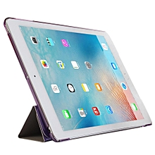Leather Slim Folding Stand Painted Case Cover For ipad 9.7Inch 2017 Tablet PP HSL-G