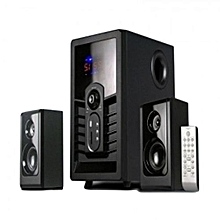 2.1 Channel Subwoofer (SHT-1004BT) with Bluetooth – 8000 PMPO