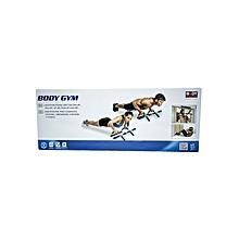 BB-268-B - Multi-functional Body Gym - Black