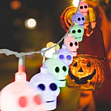 MoFun 16PCS Halloween Ghost LED String Light Toy Decoration Toys Party Home Decor-