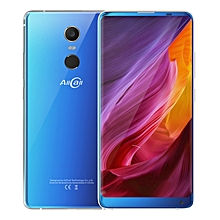 AllCall MIX2, 6GB+64GB, Face & Fingerprint Identification,5.99 inch Android 7.1 MTK6763 Helio P23 Octa-Core up to 2.0GHz, Network: 4G, OTG, Dual SIM(Blue)