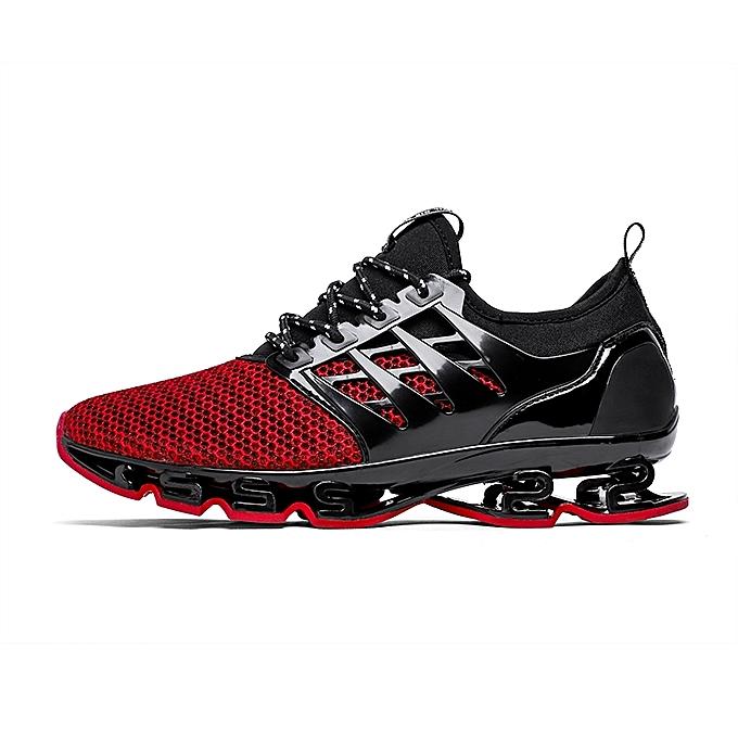 Good Quality Big Size 39-47 Summer Blade Running Shoes Men Light Breathable  Mesh Walking ea27ddce2