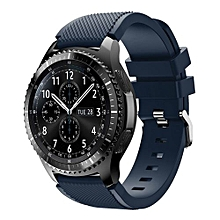 Fashion Sports Silicone Bracelet Strap Band For Samsung Gear S3 Frontier DB
