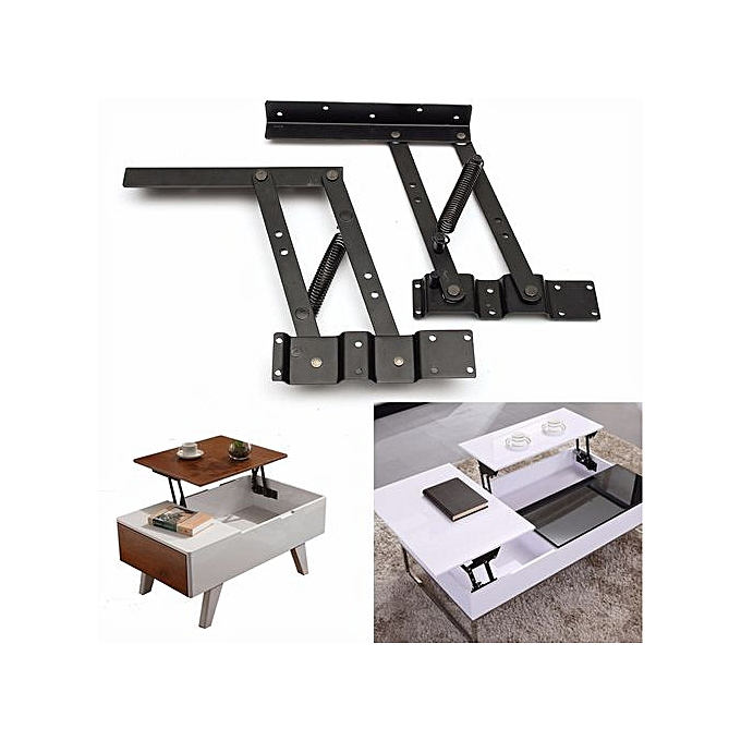 Lift Up Top Coffee Table Hardware Fitting Furniture Mechanism Spring Hinge Tea Table Bracket To Suit The PeopleS Convenience Furniture Parts Furniture