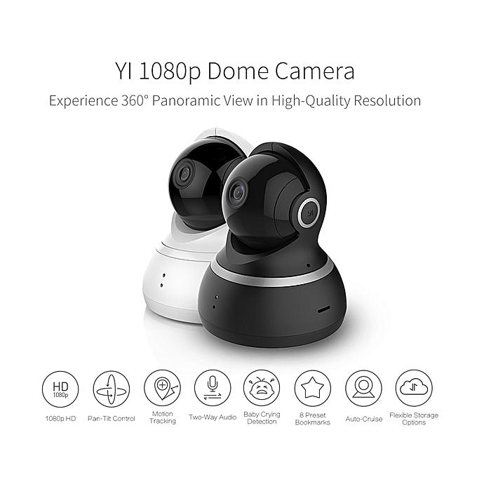 Xiaomi 1080P Dome Camera Pan-Tilt Control 112