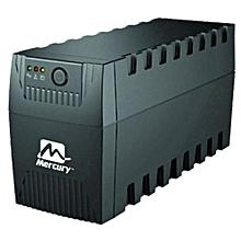 Elite 650 Pro UPS -UK Plug, 650VA - Black
