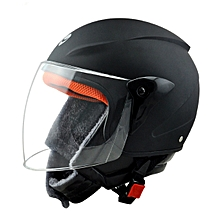Winter Full Face Warm Helmet Windproof Anti-dust Casque For Riders-