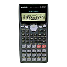 FX100MS - Scientific Calculator - 12 Digits - Grey/black