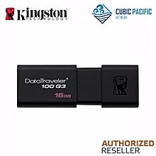Kingston DT100G3 USB3.0 16GB USB Flash Drive/Pendrive/Thumb Drive (DT100G3/16GBFR) LJMALL