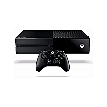 Xbox One Console Without Kinect - 500GB + Leather Football