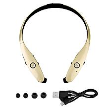 Wireless Bluetooth Headset Sport Stereo Headphone Earphone For iPhone