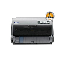 LQ-690 Dot Matrix Printer - Grey