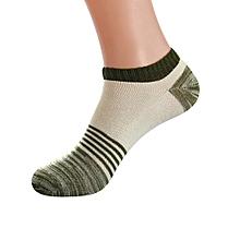 Trendy Unisex Cute Retro Stripe Cozy Men Sock Comfortable Socks