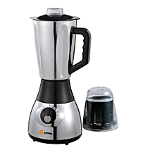 Blender With Mill & Grinder - With stainless steel Jag