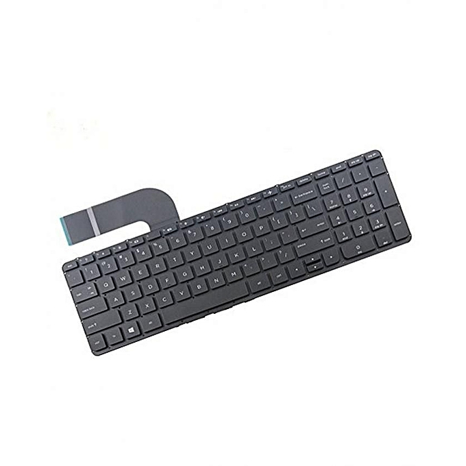 Laptop Replacement Keyboard for HP PAVILION 15 - Black