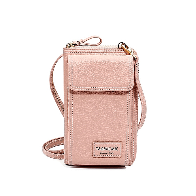 Fashion Ladies Long Hand Bag Large Capacity Mobile Phone Wallet