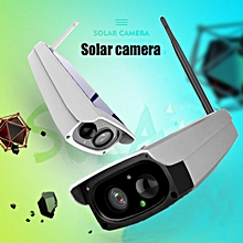 Solar Outdoor HD Night Vision Mobile Phone WiFi Network Surveillance Camera