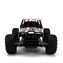 Remote Control Car, High Speed Off Road Monster RC Truck - 1/16 Scale