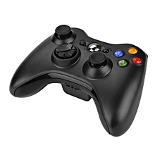 Wireless Controller Bluetooth Wireless Game Gamepad For Xbox 360 Controller Joystick (Black)